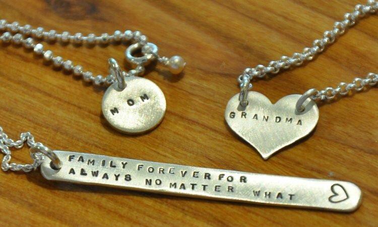 Andrea Waines Jewellery - Mom Pendants