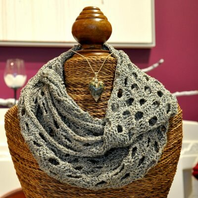 What's New – Caroline Flak Lacy Cowls