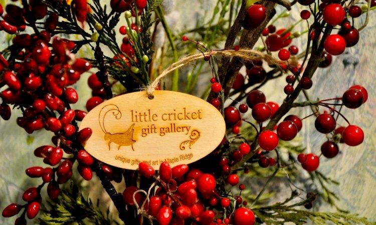 Little Cricket Ornament
