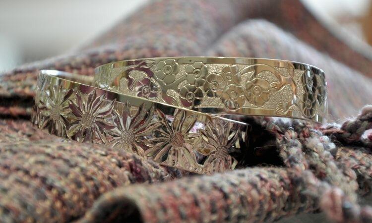Wren Silverworks Cuffs